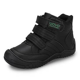 Ботинки детские Austerity, черный Uovo (32)
