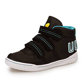 Ботинки детские Sporty style, коричневый Uovo (31)