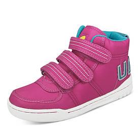 Ботинки для девочки Sporty style, розовый Uovo (28)