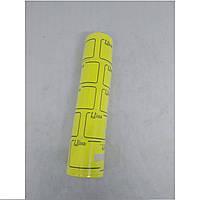Цінник рамка середній (5м) жовтий, 750 шт.\ящ.