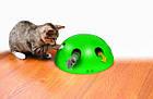 ОПТ Игрушка для кота интерактивная напольная со звуком и светом Поймай мышку Pop and Play, фото 2