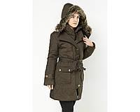 Женская куртка на холлофайбере  Snow Holy И68-ОS
