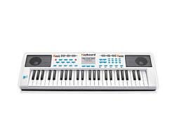 Синтезатор MUSIC HS4968B 49 клавиш Белый, КОД: 1332052
