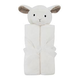 Плед-игрушка Овечка, 76 см Berni Kids (0-1 мес)