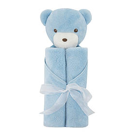 Плед-игрушка Медвежонок, 76 см Berni Kids (0-1 мес)