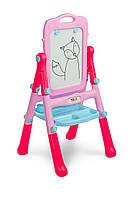 Детский мольберт для рисования Toyz (Caretero) Pink