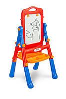 Детский мольберт для рисования Toyz (Caretero) Red