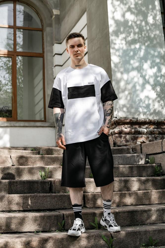 Комплект 'FreeDom' белый с черным