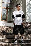 Комплект 'FreeDom' белый с черным, фото 2