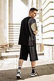 Комплект 'FreeDom' чорний з хакі, фото 3