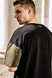 Комплект 'FreeDom' чорний з хакі, фото 4
