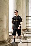 Комплект 'FreeDom' чорний з хакі, фото 5