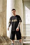 Комплект 'FreeDom' чорний з хакі, фото 6