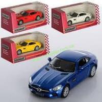 Машинка коллекционная Mercedes-AMG Kinsmart