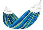 ОПТ Гамак тканинний мексиканський з поперечною планкою 40см 80×200см садовий з кріпленнями, фото 6