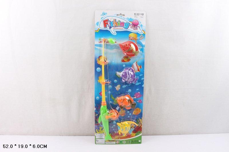 Рыбалка 4 рыбки на планшете