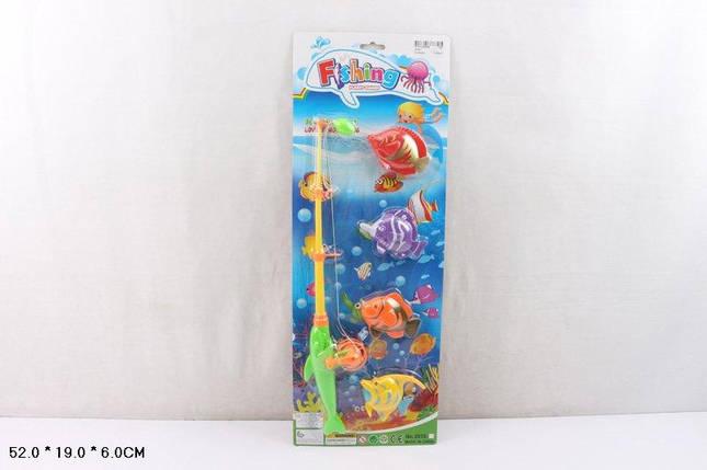 Рыбалка 4 рыбки на планшете, фото 2