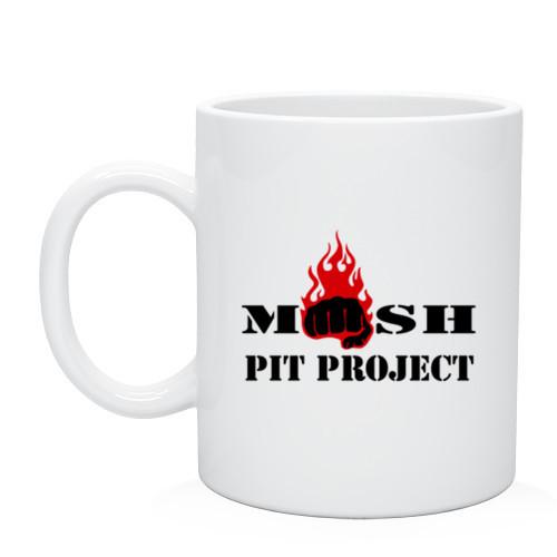 Кружка Mosh pit project