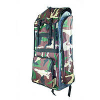 Рюкзак Kalipso BP-001 43l camo, размер - 20х33х65 см, объем 43 л, материал - влагостойкий PVC, 72060000