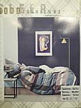 Комплект постільної білизни полуторний розмір Байка ( Фланель), фото 6