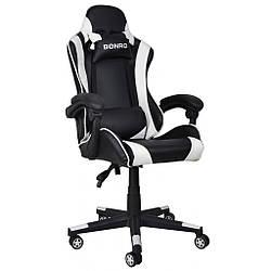 Крісло геймерське Bonro B-2013-2 біле