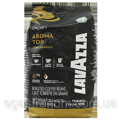 Кава Лавацца арома топ (зерно) Lavazza aroma top 1kg 6шт/ящ (Код : 00-00005994)