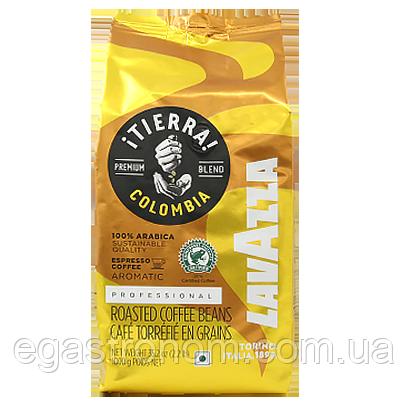 Кава Лавацца тієрра колумбія (зерно) Lavazza tierra Colombia 1kg 6шт/ящ (Код : 00-00005991)