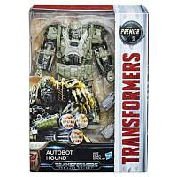 "Трансформер Хаунд ""Останній Лицар"" - Autobot Hound, Voyager Class, ""Premier Edition"", Hasbro"