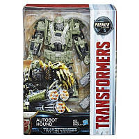"Трансформер Хаунд ""Последний Рыцарь"" - Autobot Hound, Voyager Class, ""Premier Edition"", Hasbro"