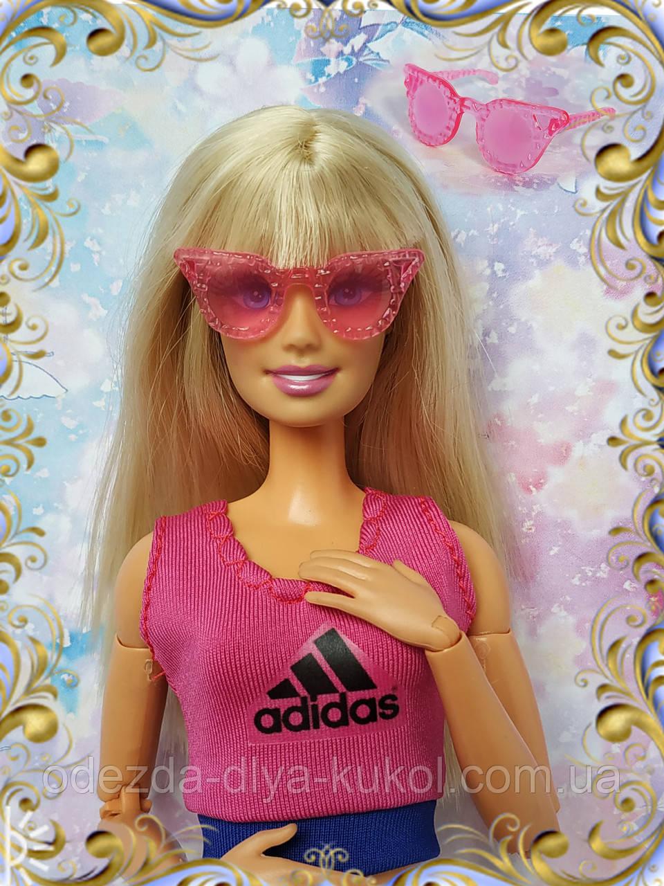 Аксесуари для ляльок - окуляри для Барбі