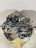 Летняя из тонкого трикотажного полотна  бандана-шапка-косынка-чалма, фото 2