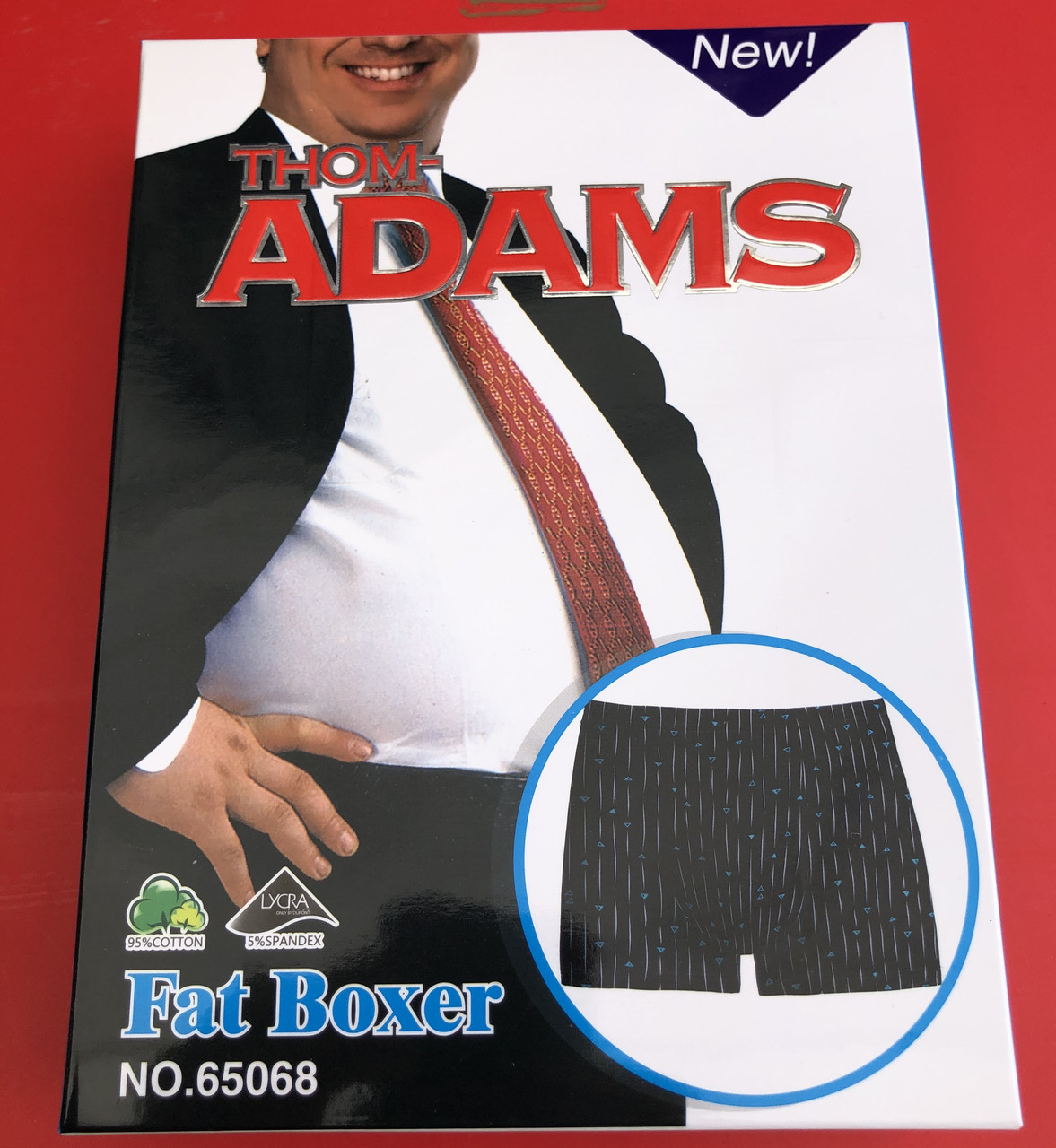 "Чоловічі Боксери БАТАЛ Марка ""Do-adams ""Арт.65068"