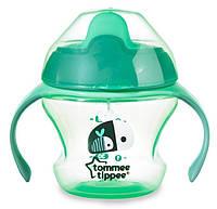 Tommee Tippee Чашка-непроливайка 'Первая' Tommee Tippee 44700197  зеленый