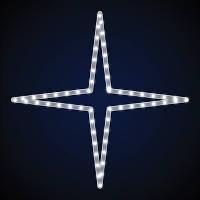 Светодиодная фигура звезда LUMIERE 0.55*0.55 м