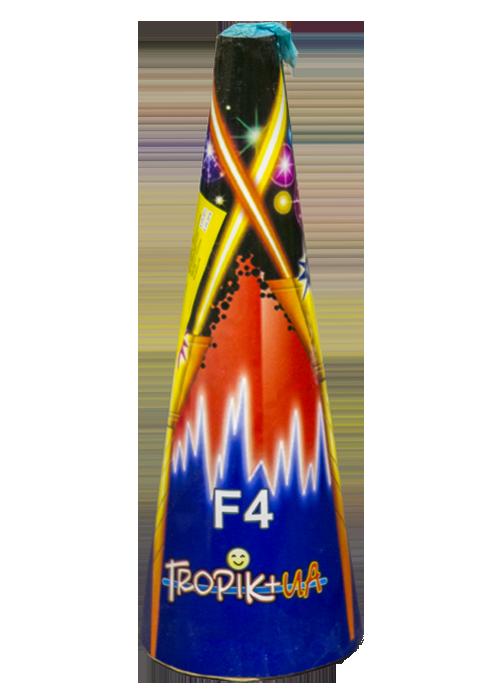 Фонтан уличный Tropic+UA F4