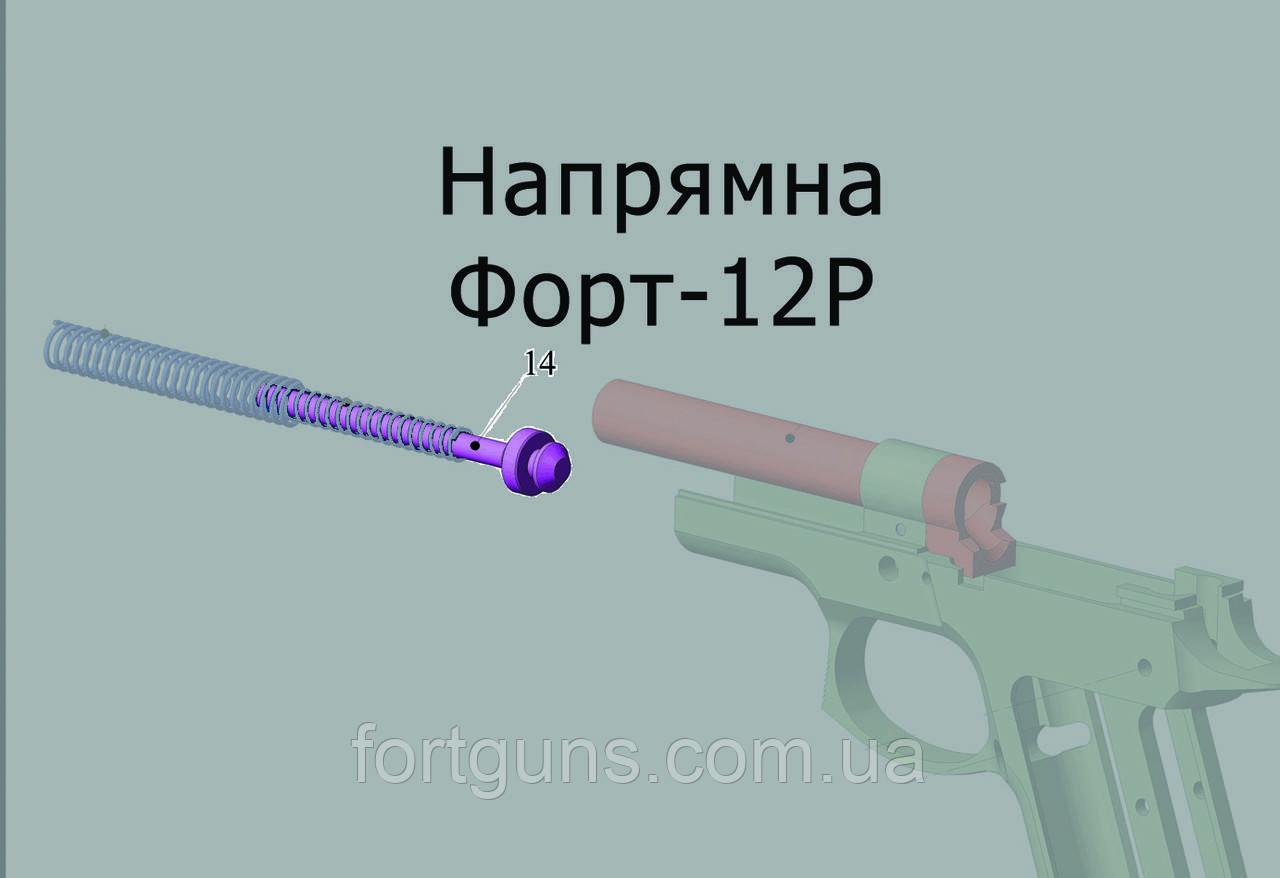 Заміна напрямної Форт-12Р