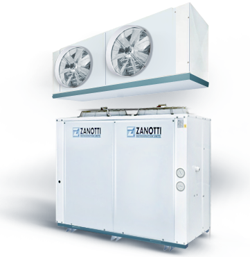 Холодильные сплит-системы среднетемпературные