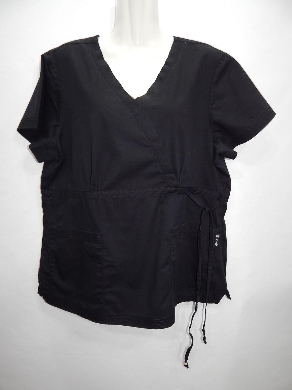 Женская блуза рабочая р. 50-52  002GRO