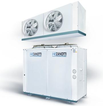 Морозильные сплит-системы низкотемпературные