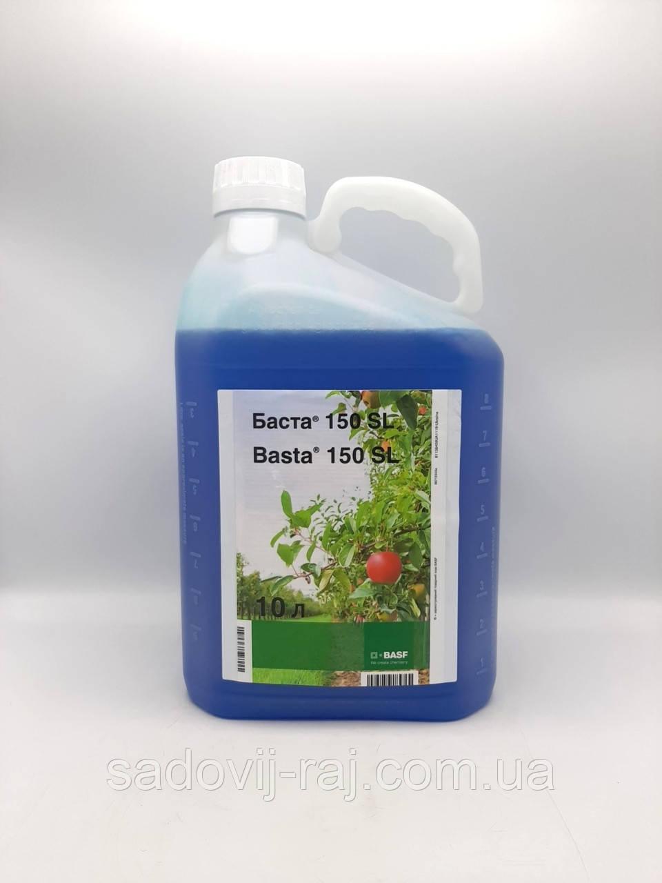 Гербіцид - Десикант БАСТА р. к. 1 л (розлив) Bayer (Німеччина)
