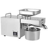 Маслопресс Akita jp AKJP-800 (с термостатом), пресс для холодного и горячего отжима масла