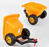 Прицеп к педальным тракторам Pilsan Trailer 07-317, фото 2