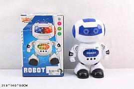 Робот батар. 5901B (72шт | 2) світло, звук, у кор. 21 * 14 * 9 см