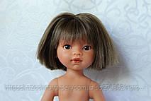 Кукла Антонио Хуан Эмили, 33 см, шатенка с карэ