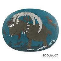 Коврик для мышки GREENWAVE ZOOdiac-07