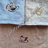 Кухонное полотенце махровое (12)