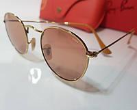 Солнцезащитные очки - Ray Ban RB 3447 Round Metal  9065/V7  Evolve