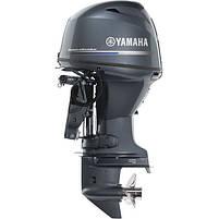 Двигун для човна Yamaha F50HETL - підвісний двигун для яхт і рибальських човнів, фото 2