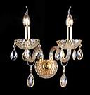 Бра, кришталь, свічки 13-8205/2W(2 лампи), фото 2