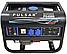 Генератор бензиновий Pulsar PG4000, фото 2